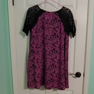 Collective Concepts shift dress - NWT